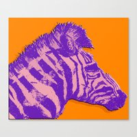 Wear Your Stripes Proudly #2 Canvas Print