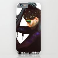The Girl 2 iPhone 6 Slim Case