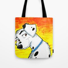 Jonathan Portrait Tote Bag