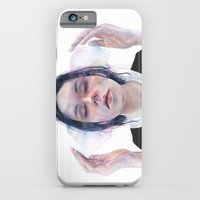 iPhone & iPod Case featuring ( ) by agnes-cecile