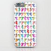 Bird is the Word! iPhone 6 Slim Case