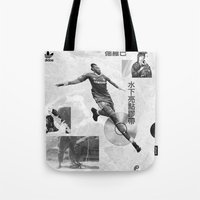 Didier Drogba Underwater Highlight Tape DVD-RW Tote Bag