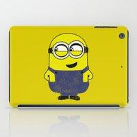 MINION (COLORS) iPad Case
