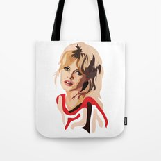 Brigitte Bardot Tote Bag