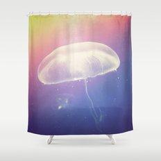 Microcosm. Shower Curtain