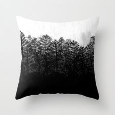 Nocturne No. 4  Throw Pillow