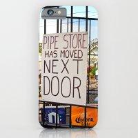 Pipe store next door iPhone 6 Slim Case