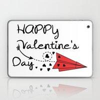Happy Valentine's Day Laptop & iPad Skin