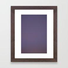 Gradiessence 5 Framed Art Print