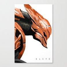 Elite! Canvas Print