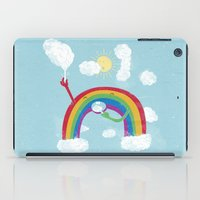 Cotton Candy iPad Case