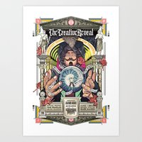 CreativeReveal - The Brand Guru (Standard Ver.) Art Print