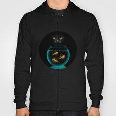 Black Cat Goldfish Hoody