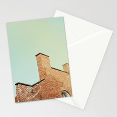 Power Station Stationery Cards