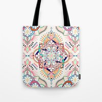 Summer Festival Pop Tote Bag