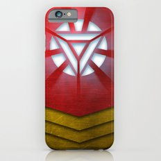 Ironman Metal Chest iPhone 6 Slim Case