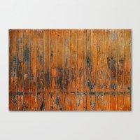 Wood Texture 1M Canvas Print