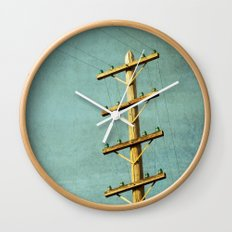 Utilitarian Wall Clock