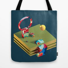 Much Ado in Candyland Tote Bag