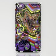 Mind-blowing, Colourful … iPhone & iPod Skin