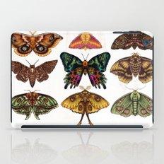 Moth Wings III iPad Case