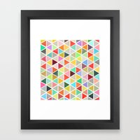Unfolding 3 Framed Art Print