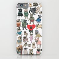 Pugs iPhone 6 Slim Case