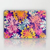 FlowerHex Laptop & iPad Skin