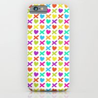 Hugs And Kisses iPhone 6 Slim Case