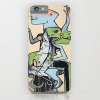 iPhone & iPod Case featuring What Is That...... by Amos Duggan
