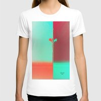 Paid For In Full. Period… Womens Fitted Tee White SMALL