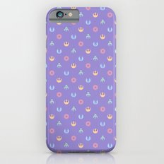Lilac and Pastels SW Pattern iPhone 6 Slim Case