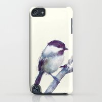 iPod Touch Cases featuring Bird // Trust by Amy Hamilton