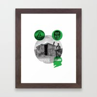 You Can Quote Me - Dorot… Framed Art Print