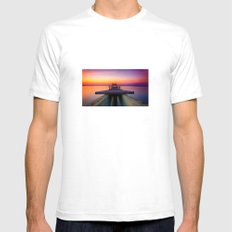 Paysage 41 Mens Fitted Tee White SMALL