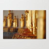 Golden Deities Canvas Print