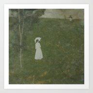 Little Painting - My Fai… Art Print