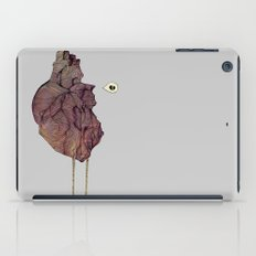 This is not a colorful heart iPad Case