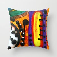 Other Planet Throw Pillow