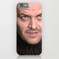 Jack Torrence iPhone 6 Slim Case