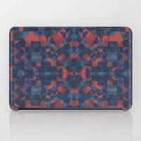 Blue Tile iPad Case
