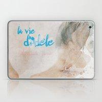 La vie d'Adele, movie poster - chapter two - alternative playbill Laptop & iPad Skin
