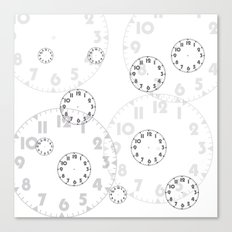Time For Time  Canvas Print