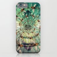 Bees: Masters of Time and Space iPhone 6 Slim Case