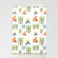 Outdoors Stationery Cards