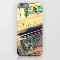 iPhone & iPod Case featuring Sunshine on page spines by ALWYSGLDN