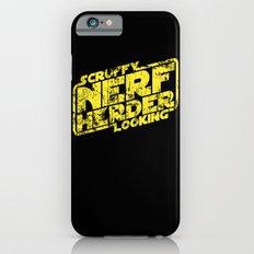 Scruffy Looking Nerf Herder iPhone 6s Slim Case