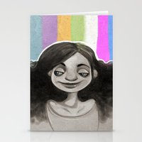 Technicolor Stationery Cards