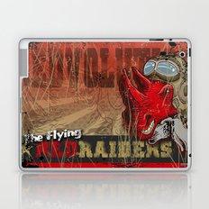 Flying Red Raiders Laptop & iPad Skin