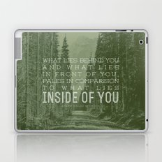Inside of You Laptop & iPad Skin